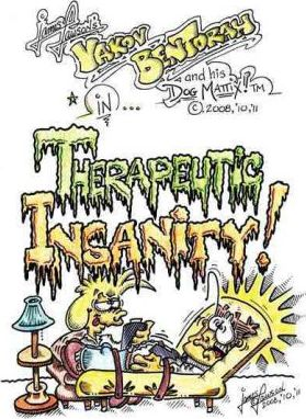 Therapeutic Insanity! Cover Image