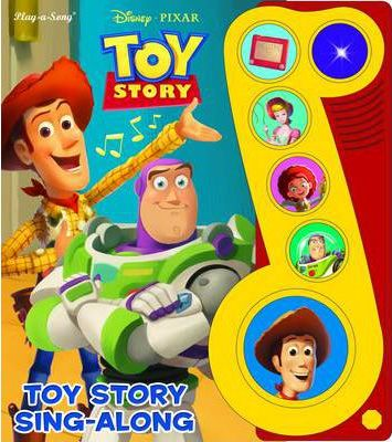 Toy Story Sing Along