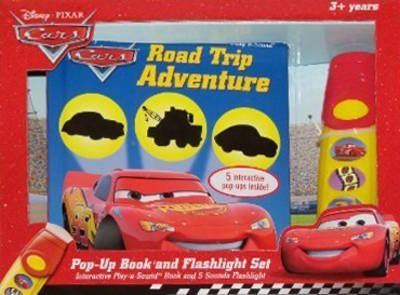 Disney Pixar Cars - Road Trip Adventure
