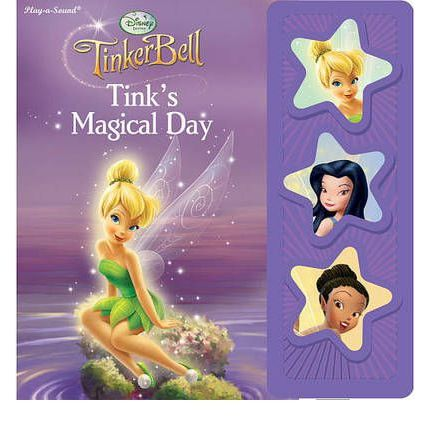 Tinkerbell's Magical Day