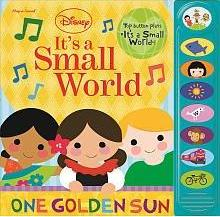 Disney It's a Small World: One Colden Sun