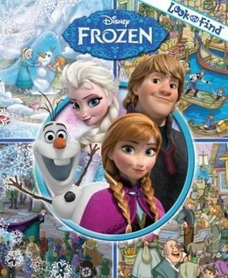 Disney Frozen Look & Find