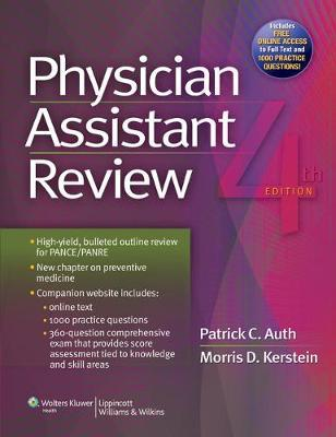 Free PDF Physician Assistant Review Download