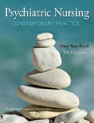 Boyd Text 5e, Clinical Simulations: Psych Mental Health Nsg & Prepu (12 Month) Package