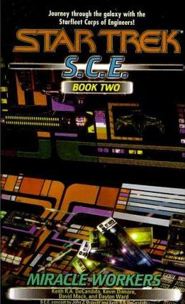 Miracle Workers, S.C.E. Book Two