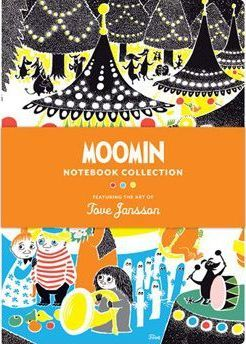 Moomin Notebook Collection