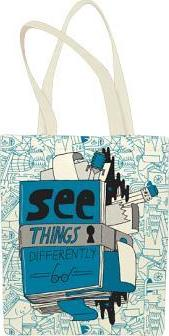 CB 2012 Tote Bag: Mike Perry