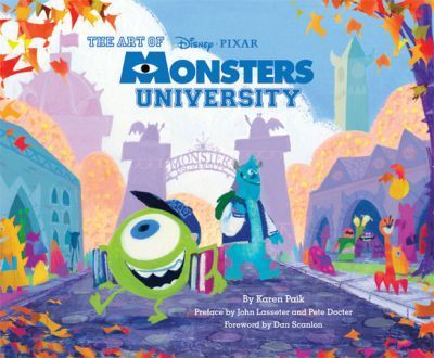 Art of Monsters University