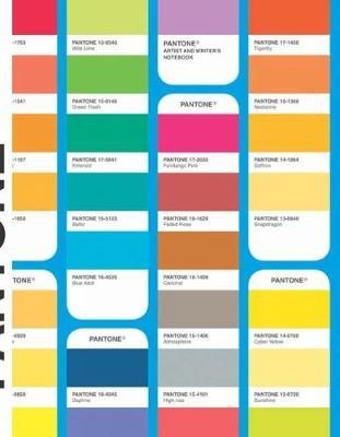 Pantone Artist and Writers Notebook