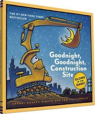 Goodnight, Goodnight, Construction Site Glow-in-the-Dark Edition