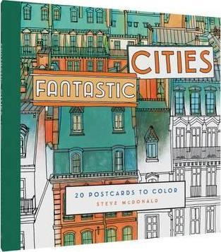 Fantastic Cities: 20 Postcards