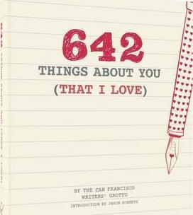 642 things to write about book depository reviews