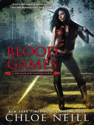 Blood Games (Library Edition)