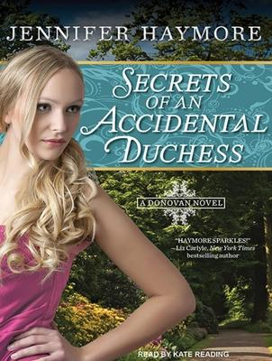 Secrets of an Accidental Duchess Cover Image