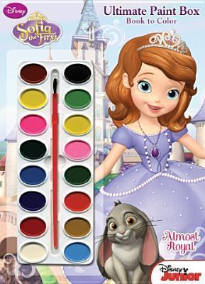 Disney Junior Sofia The First Princess In Training Llc