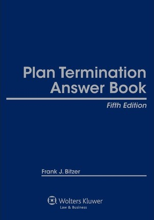 Plan Termination Answer Book