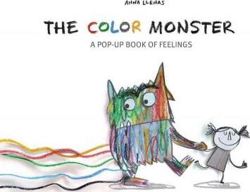 The Color Monster : Anna Llenas : 9781454917298