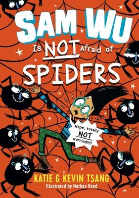 Sam Wu Is Not Afraid of Spiders, Volume 4