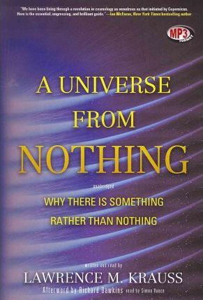 Astrosadventuresbookclub.com A Universe from Nothing : Why There Is Something Rather Than Nothing
