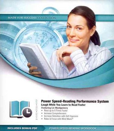 Power Speed-Reading Performance System  Laugh While You Learn to Read Faster