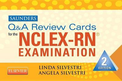 Saunders Q & A Review Cards for the NCLEX-RN� Exam