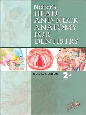 Netter's Head and Neck Anatomy for Dentistry E-Book