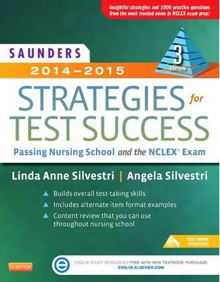 Saunders 2014-2015 Strategies for Test Success