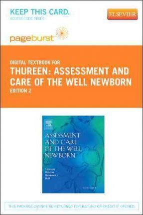 Assessment and Care of the Well Newborn - Elsevier eBook on Vitalsource (Retail Access Card)