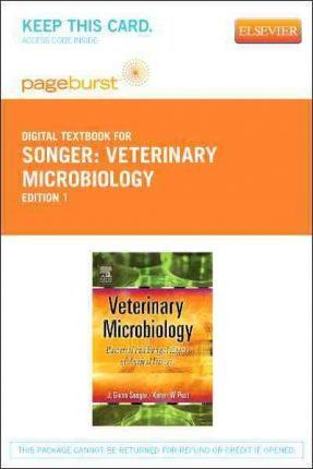 Veterinary Microbiology - Elsevier eBook on Vitalsource (Retail Access Card)  Bacterial and Fungal Agents of Animal Disease