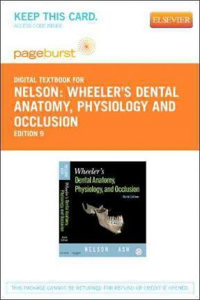 Wheelers Dental Anatomy Physiology And Occlusion Elsevier Ebook