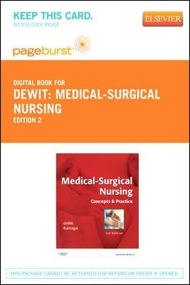 Medical-Surgical Nursing - Elsevier eBook on Vitalsource (Retail Access Card)