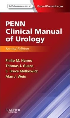 Penn Clinical Manual of Urology  Expert Consult - Online and Print