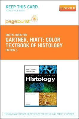 Color Textbook of Histology - Elsevier eBook on Vitalsource (Retail Access Card)