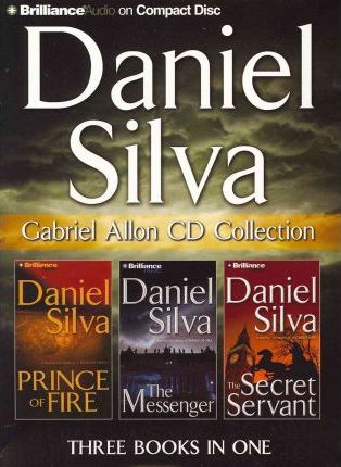 Daniel Silva Gabriel Allon CD Collection