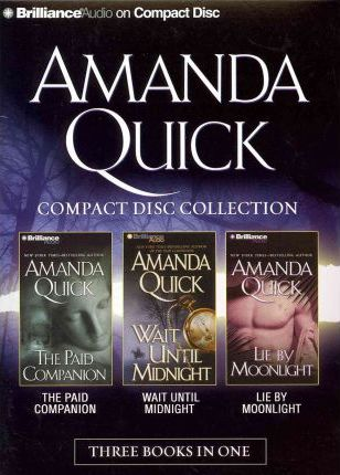 Amanda Quick Compact Disc Collection