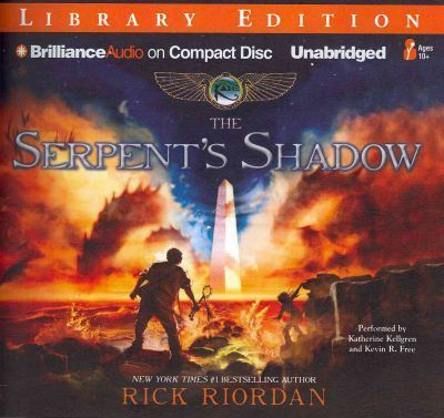 The Serpent's Shadow  Library Edition