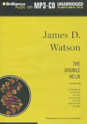an analysis of the book the double helix by james d watson on the structure of dna molecules James watson and francis crick discovered the structure of dna together in this book, watson examines not only the process of discovery, but the personalities of many famous scientists involved in the project as well as the technical aspects of proteins and crystallography the story takes place over three years, 1950 to 1953.