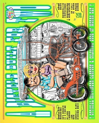 A Bicycle Built for Two Cover Image