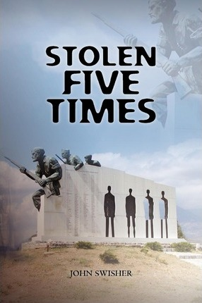 Stolen Five Times Cover Image
