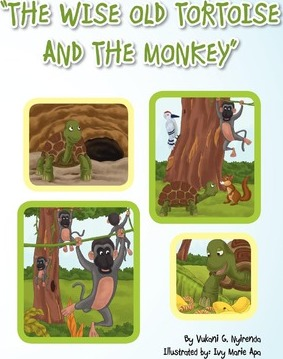 The Wise Old Tortoise and the Monkey