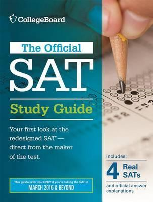:Official Study Guide for the New SAT