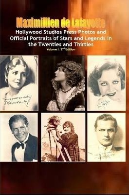 Hollywood Photos & Official Portraits of Stars & Legends in the Twenties & Thirties