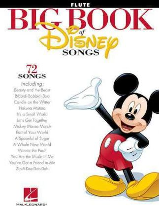 the big book of disney songs by hal leonard publishing corporation