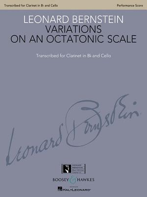 Variations on an Octatonic Scale  Transcribed for Clarinet in B-Flat and Cello Performance Score