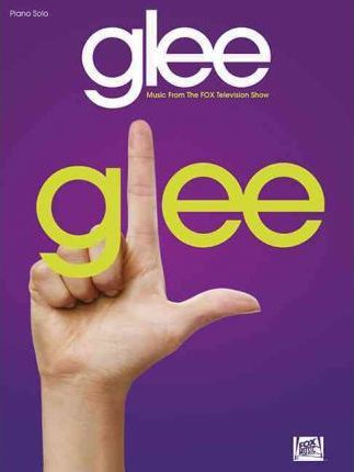 Glee Music from the Fox Television Show Piano Solo Songbook PF