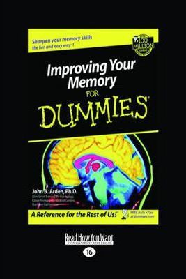 Improving Your Memory for Dummies(R)