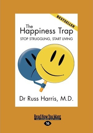 the happiness trap harris russ