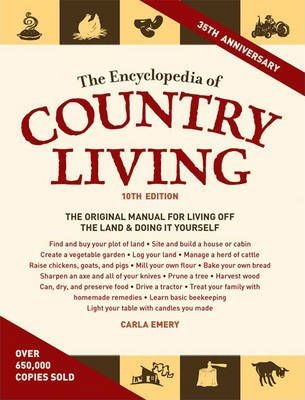 The Encyclopedia of Country Living (3 Volume Set)