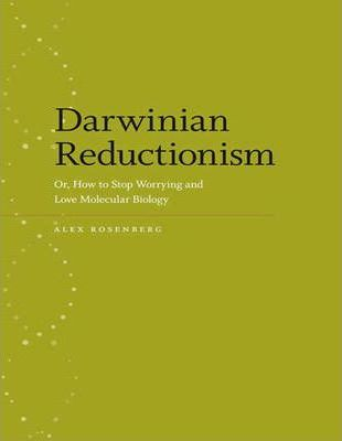Darwinian Reductionism: (1 Volume Set)