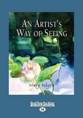 An Artist'S Way of Seeing